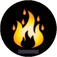 Emoji / Эмодзи - 44 Огонь