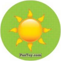 Emoji / Эмодзи - 46 Солнце