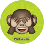PaxToy.com - Emoji / Эмодзи - 49 Макака ничего не видет из Cheetos: Найди 90 Эмодзи! (Emoji)