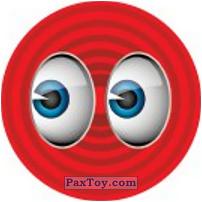 Emoji / Эмодзи - 50 Глазки подсматривают