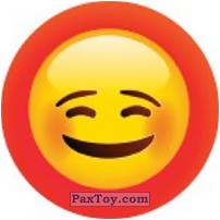 Emoji / Эмодзи - 51 Смайлик щурица и улыбается