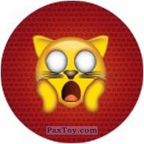 Emoji / Эмодзи - 54 Кот в шоке