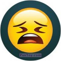 Emoji / Эмодзи - 56 Смайлик огорчен