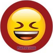 Emoji / Эмодзи - 57 Развеселили смайлик