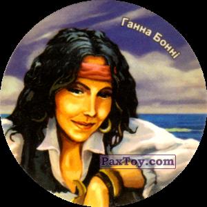 PaxToy.com - Чорна мітка - Ганна Бонні из Flint: Чорні мітки / Черные метки