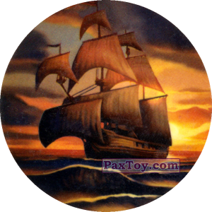 PaxToy.com - Чорна мітка - Корабель Помста королеви Анни из Flint: Чорні мітки / Черные метки