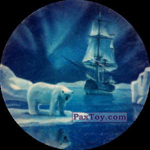 PaxToy.com - Чорна мітка - Корабель Помста королеви Анни на північному полюсі из Flint: Чорні мітки / Черные метки