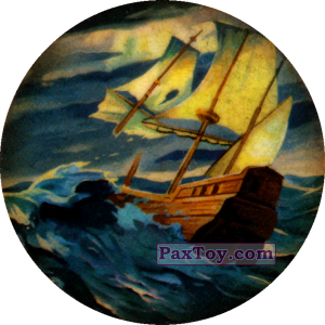 PaxToy.com - Чорна мітка - Корабель Помста королеви Анни потрапив у шторм из Flint: Чорні мітки / Черные метки