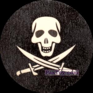 PaxToy.com - Чорна мітка - Чорна Борода (Сторна-back) из Flint: Чорні мітки / Черные метки