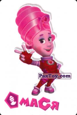 PaxToy.com - Мася (Фиксик) из Наклейки из Фикси Батончик (Фиксики)
