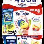 PaxToy Растишка Изучай космос!   102 Пачка от йогурта