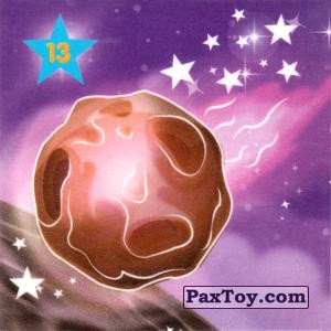 """PaxToy.com - 13 МЕТЕОРИТ из Растишка: Магниты из серии """"Изучай космос"""""""