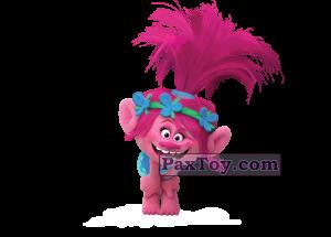 PaxToy.com - 08 Розочка - Тролли (Сторна-back) из Магнит: Маленькие герои ищут друзей