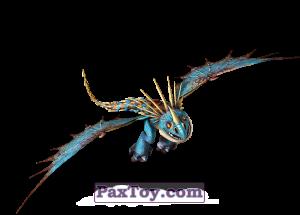 PaxToy.com - 10 Громгильда - Как приручить дракона (Сторна-back) из Магнит: Маленькие герои ищут друзей