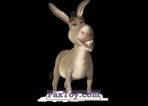 PaxToy.com - 09 Осел - Шрек (Сторна-back) из Магнит: Маленькие герои ищут друзей