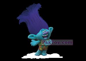 PaxToy.com - 07 Цветан - Тролли (Сторна-back) из Магнит: Маленькие герои ищут друзей