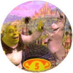 PaxToy 5   25 points   Shrek & Donkey
