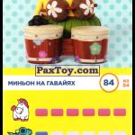 PaxToy 84 Миньон на Гавайях