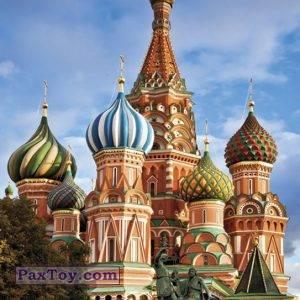 PaxToy.com - 5 МАША И МОСКВА (Сторна-back) из Пеликан: Маша и Медведь - Большое путешествие по стране!
