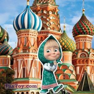 PaxToy slider 05 ВИКТОРИЯ Магнит   Маша и Медведь МОСКВА