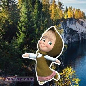 PaxToy slider 08 ВИКТОРИЯ Магнит   Маша и Медведь КАРЕЛИЯ