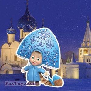 PaxToy slider 23 ВИКТОРИЯ Магнит   Маша и Медведь СУЗДАЛЬ