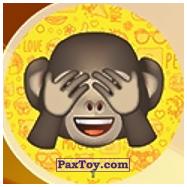 PaxToy.com - 01 MONKEY ничего не видит из Chipicao: EMOJI