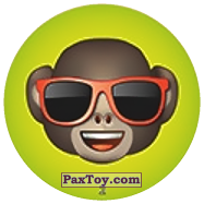PaxToy.com - 02 MONKEY в очках из Chipicao: EMOJI