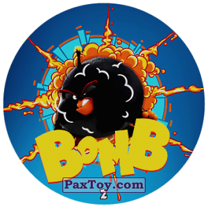 PaxToy.com - 02 BOMB из Chipicao: Angry Birds 2017