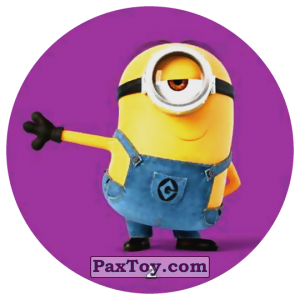 PaxToy.com - 02 STUART THE MINION из Chipicao: Despicable Me 3