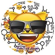 PaxToy.com - 03 Коте смеётся в очках из Chipicao: EMOJI