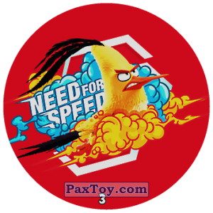 PaxToy.com - 03 NEED for SPEED из Chipicao: Angry Birds 2017