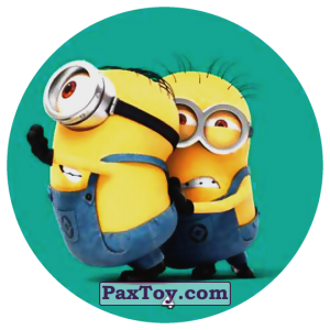 PaxToy.com - 04 STUART AND BOB из Chipicao: Despicable Me 3