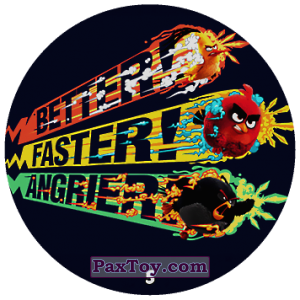 PaxToy.com - 05 BETTER! FASTER! ANGRIER! из Chipicao: Angry Birds 2017