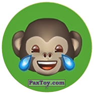 PaxToy.com - 05 MONKEY плачет от смеха из Chipicao: EMOJI