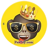 PaxToy.com - 06 Cool MONKEY из Chipicao: EMOJI