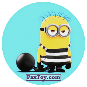 PaxToy.com - 07 JERRY PRISONER из Chipicao: Despicable Me 3