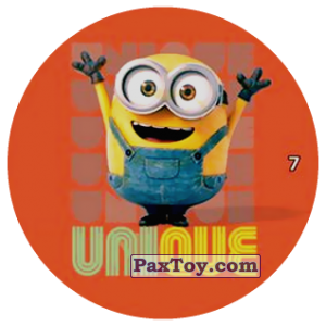 PaxToy.com - 07 UNIQUE из Chipicao: Minions