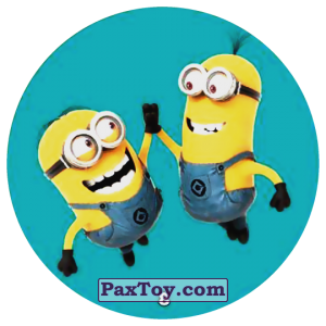 PaxToy.com - 08 DAVE AND MARK из Chipicao: Despicable Me 3