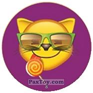 PaxToy.com - 08 Коте в очках и  с леденцом из Chipicao: EMOJI