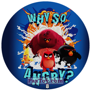 PaxToy.com - 08 WHY SSO ANGRY из Chipicao: Angry Birds 2017