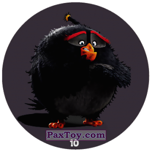 PaxToy.com - 10 Bomb из Chipicao: Angry Birds 2017
