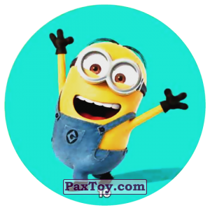 PaxToy.com - 10 DAVE THE MINION из Chipicao: Despicable Me 3