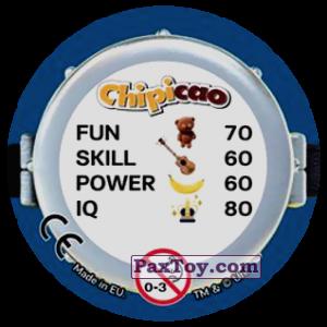 PaxToy.com - 10 UNIQUE (Сторна-back) из Chipicao: Minions