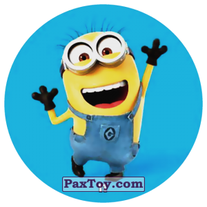 PaxToy.com - 11 JERRY THE MINION из Chipicao: Despicable Me 3