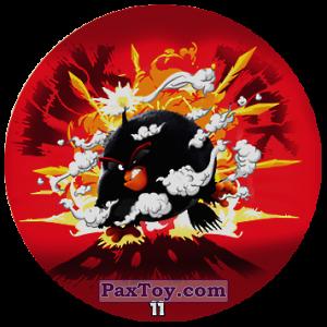 PaxToy.com - 11 TICK TICK BOOM из Chipicao: Angry Birds 2017