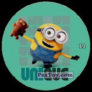 PaxToy.com - 11 UNIQUE из Chipicao: Minions