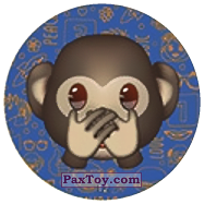 PaxToy.com - 12 MONKEY ничего не говорит из Chipicao: EMOJI