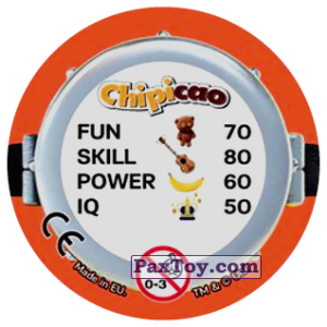 PaxToy.com - 12 I TRY HARDER! (Сторна-back) из Chipicao: Minions