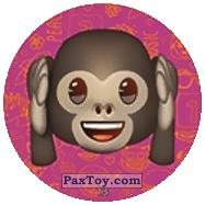 PaxToy.com - 13 MONKEY ничего не слышит из Chipicao: EMOJI